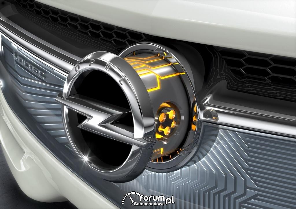 Koncepcyjny Opel Flextreme GT/E