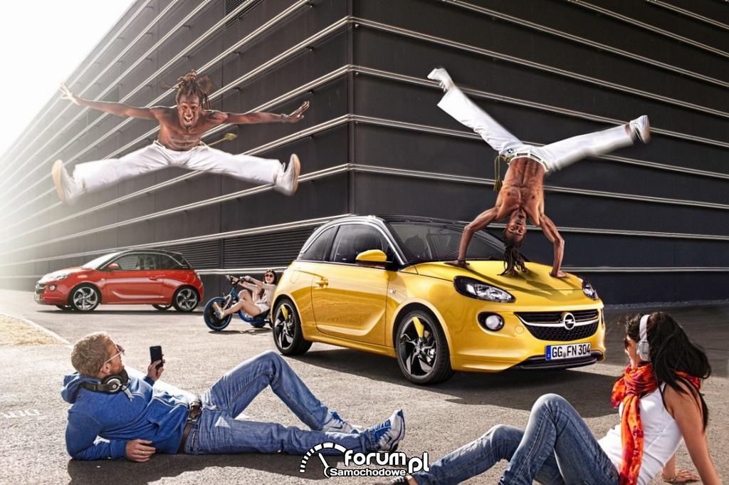 """Opel po raz trzeci uznany za """"najbardziej innowacyjną markę"""""""