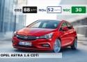 Opel Astra 1.6 CDTi, ekologiczny samochód
