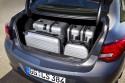 Opel Astra line-up, bagażnik
