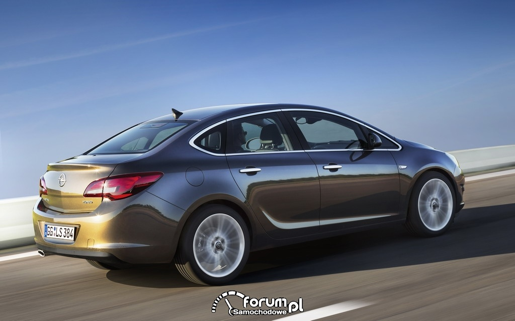 Opel Astra line-up, , Turbo, 2