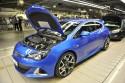 Opel Astra OPC prosto z taśmy montażowej w Gliwicach