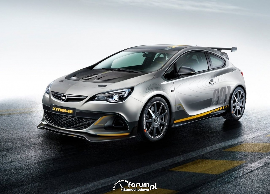 Opel Astra OPCExtreme