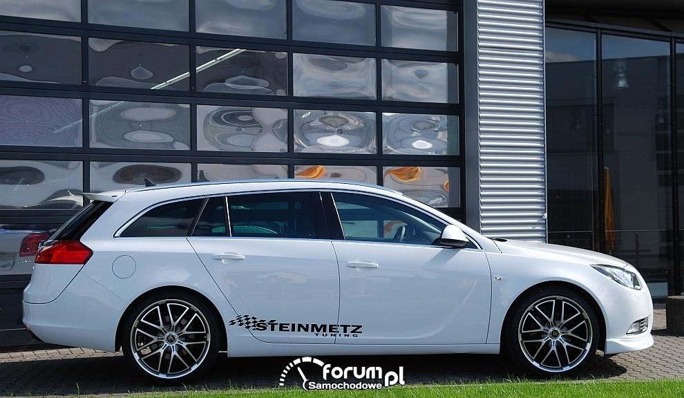 Opel Insignia Sports Tourer Steinmetz