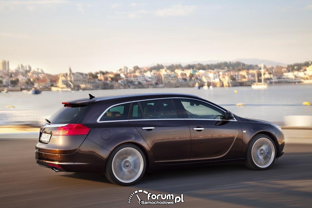Opel Insignia z silnikiem diesla 2.0 BiTurbo CDTI