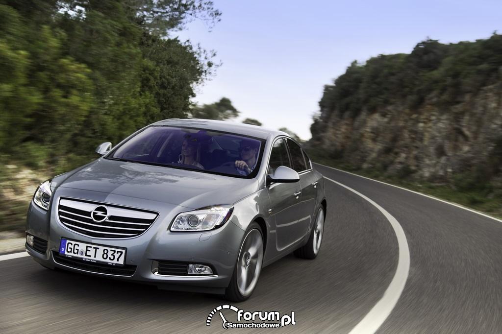 Opel Insignia z silnikiem 1.4 Turbo LPG ecoFLEX