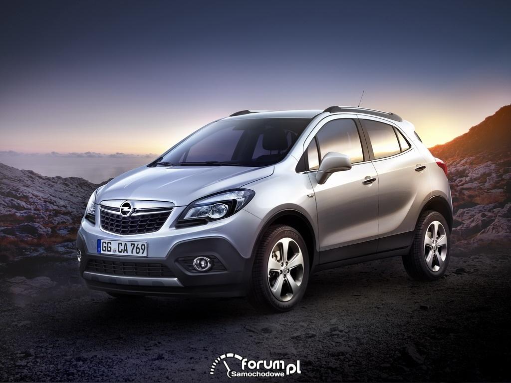 Opel najbardziej dynamiczną marką tej jesieni