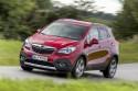 Opel Mokka otrzymał pięć gwiazdek w testach Euro NCAP
