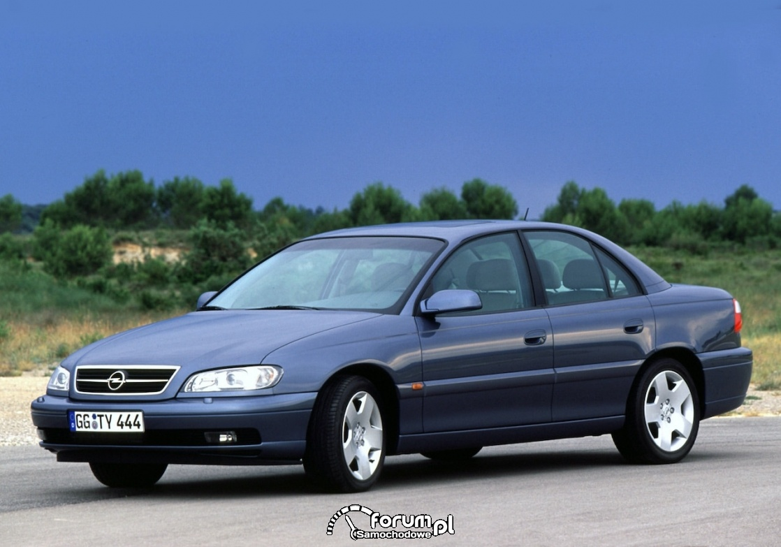 Opel Omega - samochód do driftu