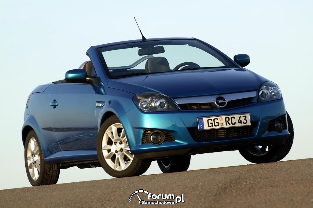Opel Tigra TwinTop B