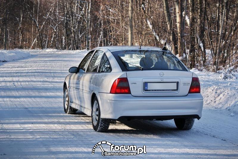 Opel Vectra B, tył