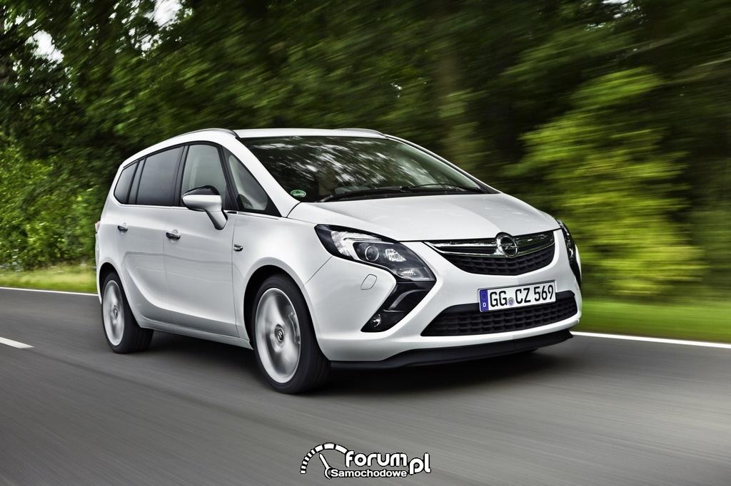 Złota Kierownica 2012 - Opel Zafira Tourer