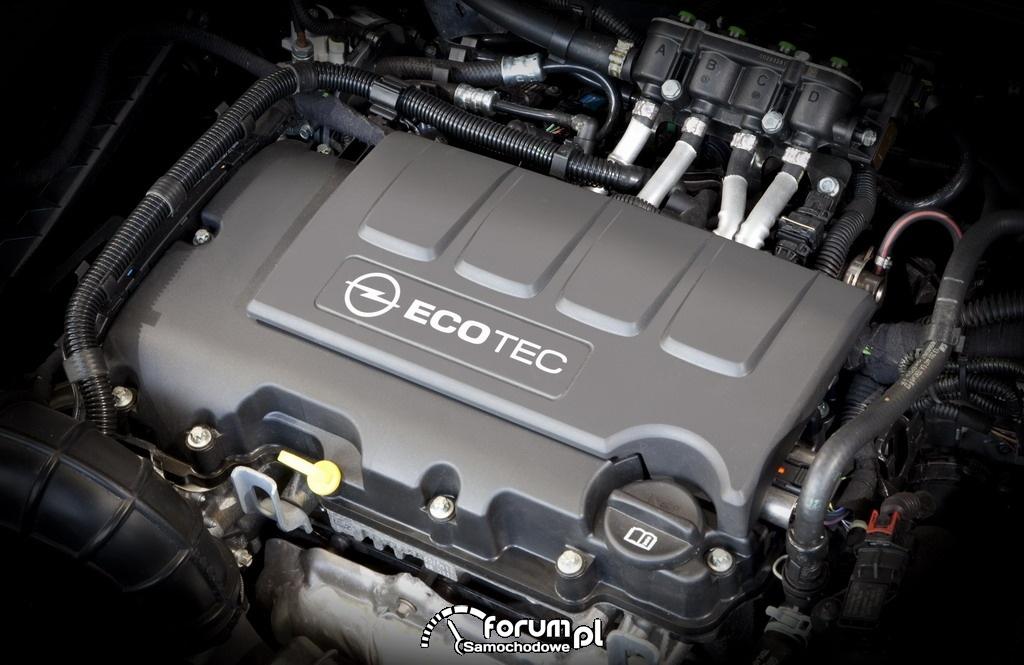 Oryginalna instalacja gazowa 1.4 liter LPG Turbo ecoFLEX