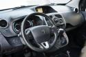 Renault Kangoo ZE, elektryczny samochód dostawczy, wnętrze