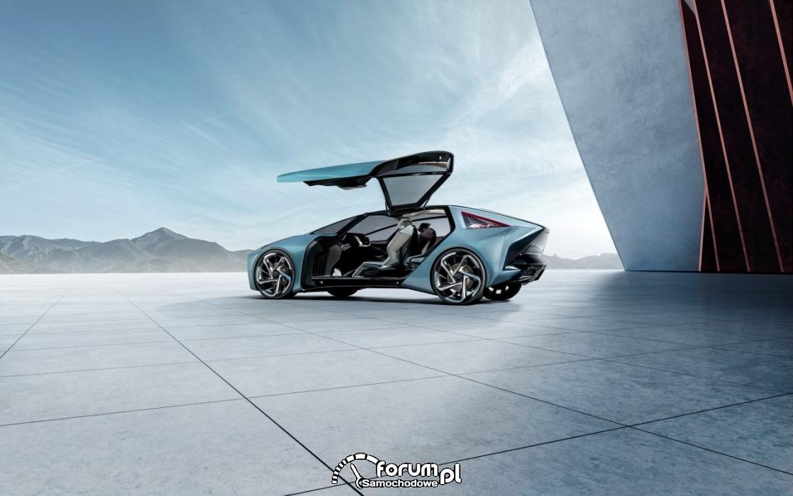 Samochód elektryczny przyszłości