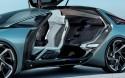 Lexus LF-30 Electrified, miejsca dla pasażerów