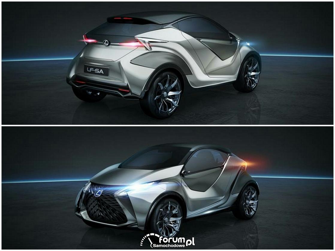 Nowa stylistyka, pierwsze elektryczne auto i silniki w piastach kół