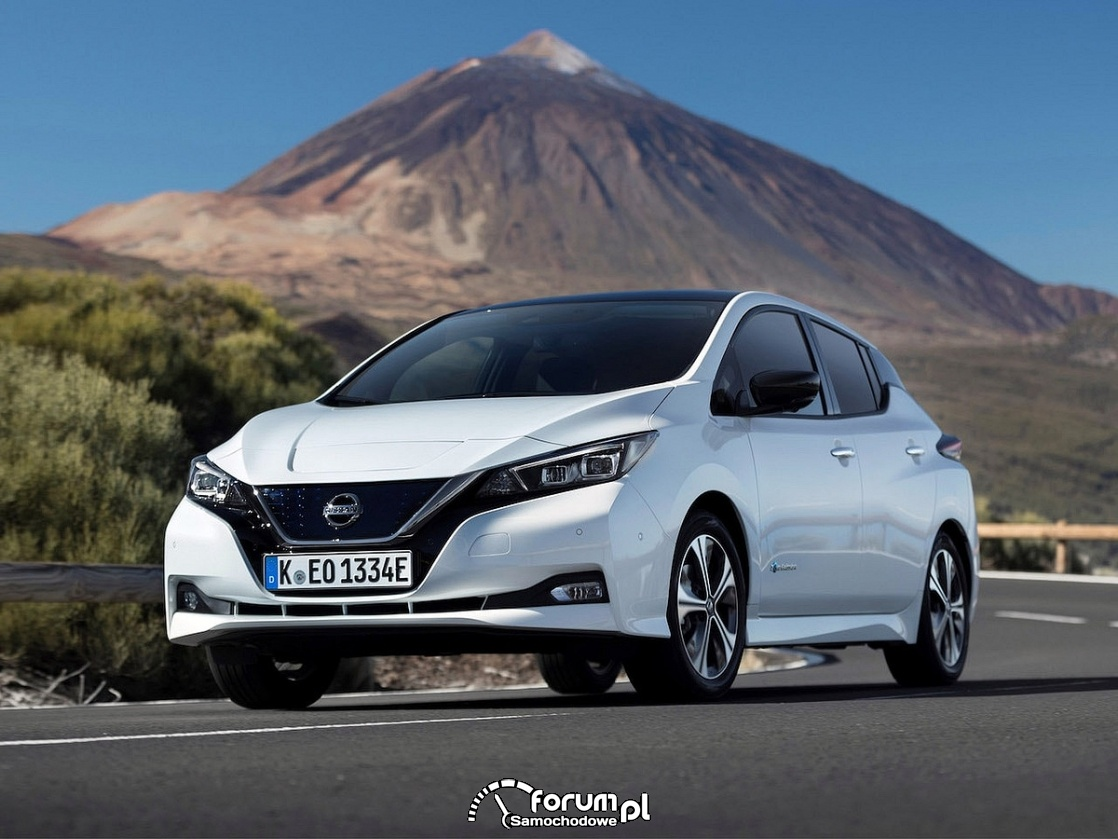 Nissan Leaf, samochód elektryczny