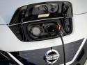 Nissan Leaf, wtyczka ładowania akumulatorów