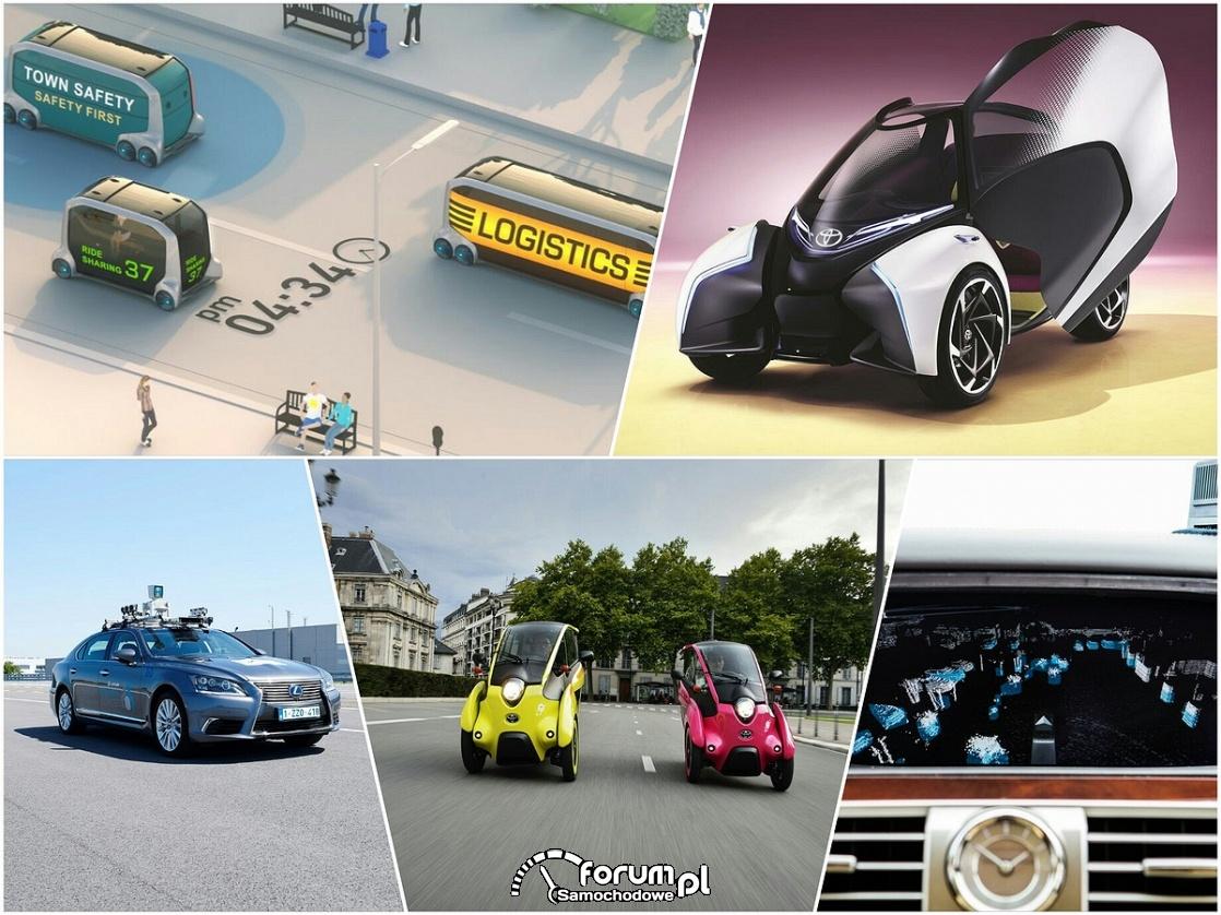 Przyszłość autonomicznej motoryzacji