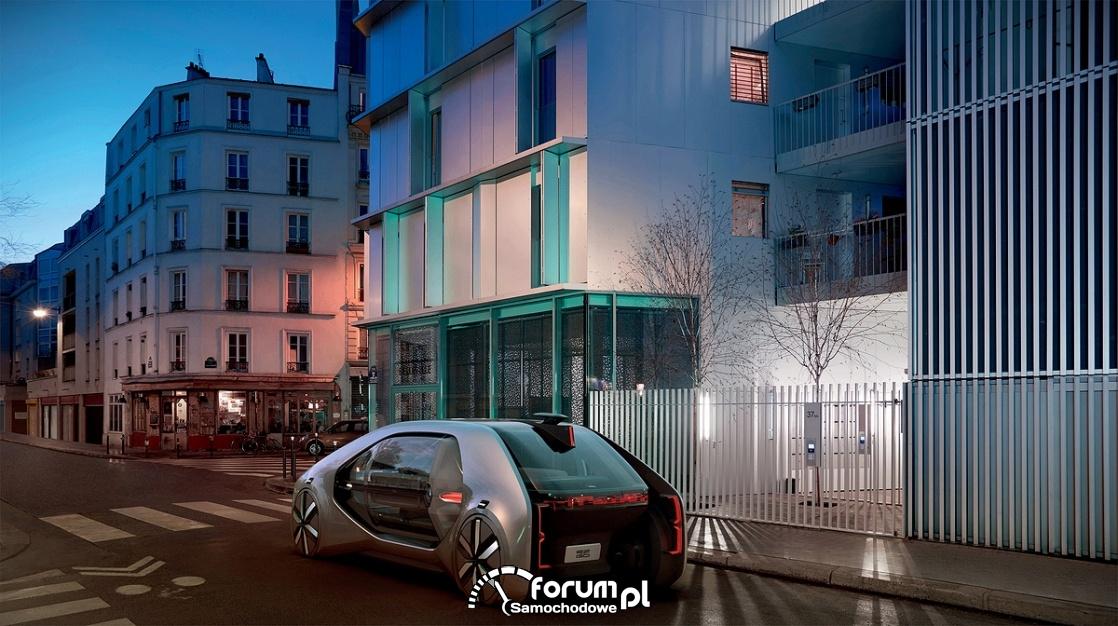 Renault EZ-GO, miasto