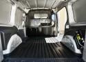 Renault Kangoo ZE, elektryczny samochód dostawczy, przestrzeń ładunkowa