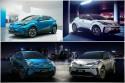 Elektryczna Toyota C-HR i model IZOA