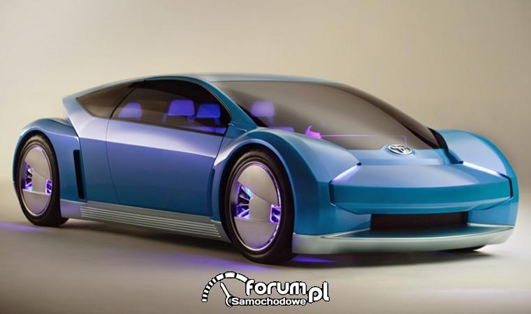 Toyota Fine S concept