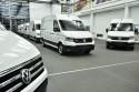 Volkswagen e-Crafter, elektryczny dostawczak