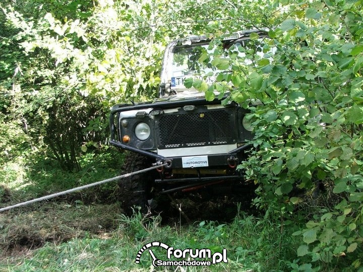 Land Rover Defender 90 - zdjęcie 1