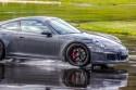 Akwaplaning, Porsche