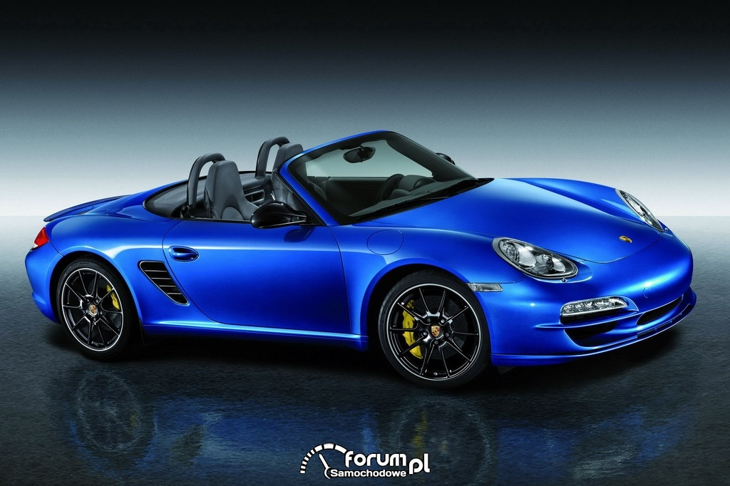 Porsche Boxster - Cayman Packages