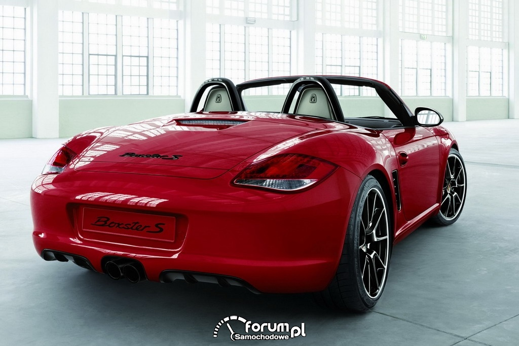 Porsche Boxster - Cayman Packages