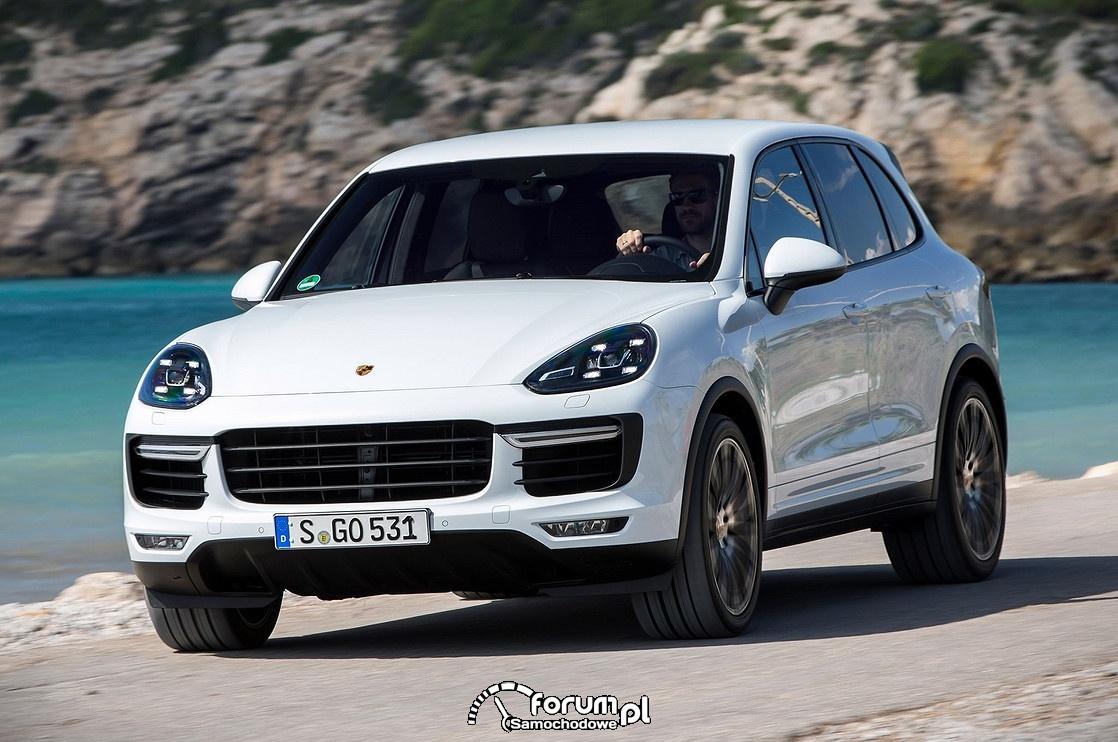 Porsche Cayenne GTS Turbo