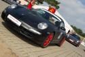 Porsche - czarny mat