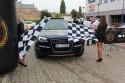 Audi Q7 quattro - start