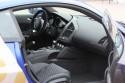 Audi R8, wnętrze