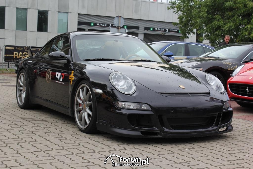 Porsche GT3, 2006