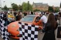 Porsche Panamera - start