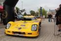 Ultima GTR, przód