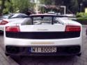 Lamborghini Gallardo, tył, 2