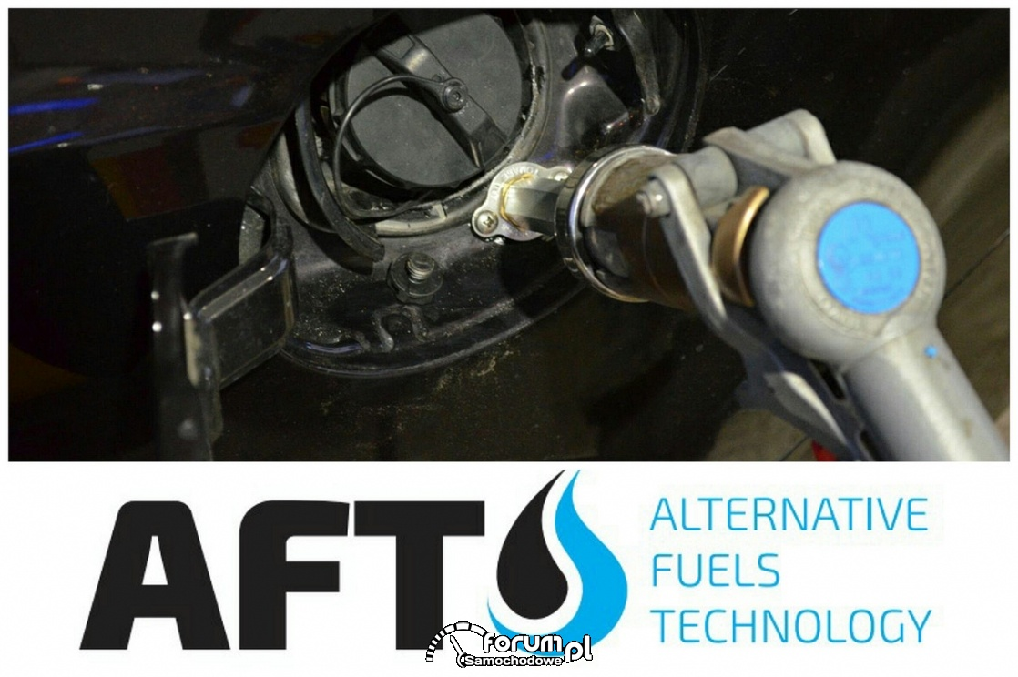 AFT - Alternative Fuels Technology - nowe targi z branży autogazu