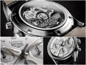 Carrera 160 Years Silver Limited Edition, zegarek
