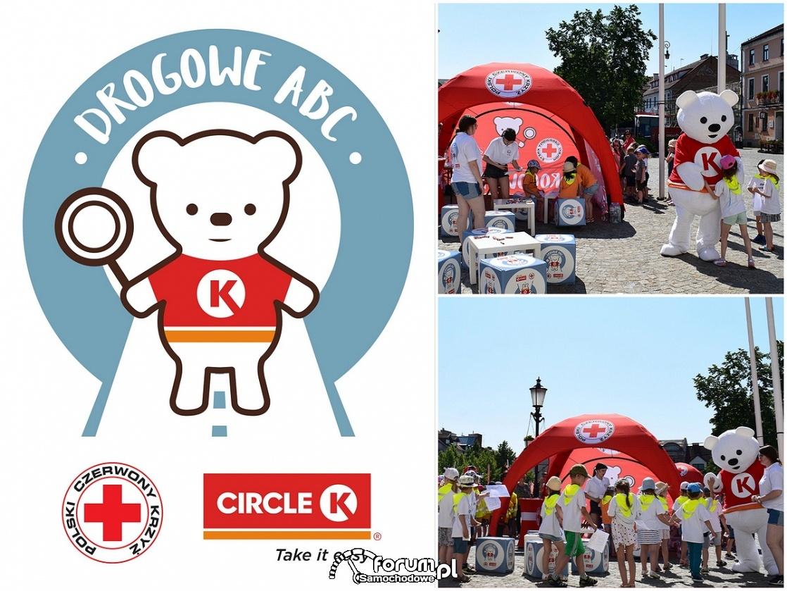 Circle K i Polski Czerwony Krzyż