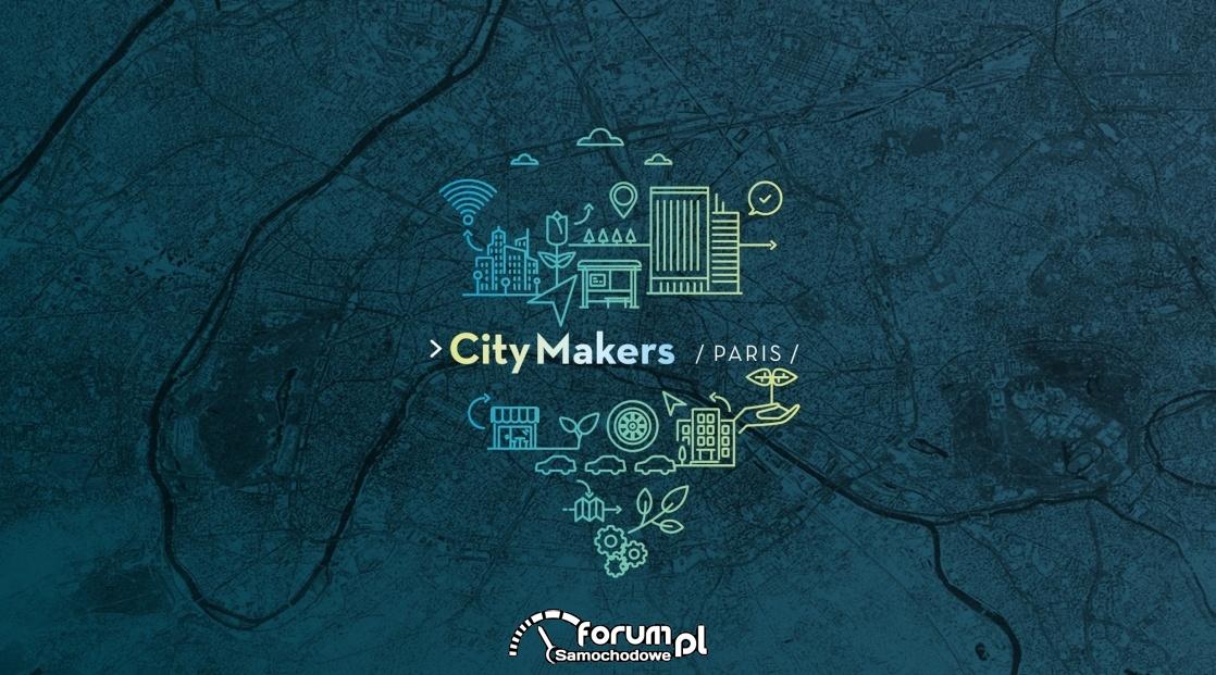 CityMakers - mobilność miejska w Paryżu