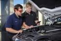 Google Glass podczas inspekcji jakości w BMW