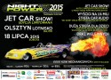 Jet Car Show - Night Power 2015