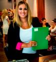 Karolina Szostak, dziennikarka Polsat Sport i Polsat Sport News, Rage 2013