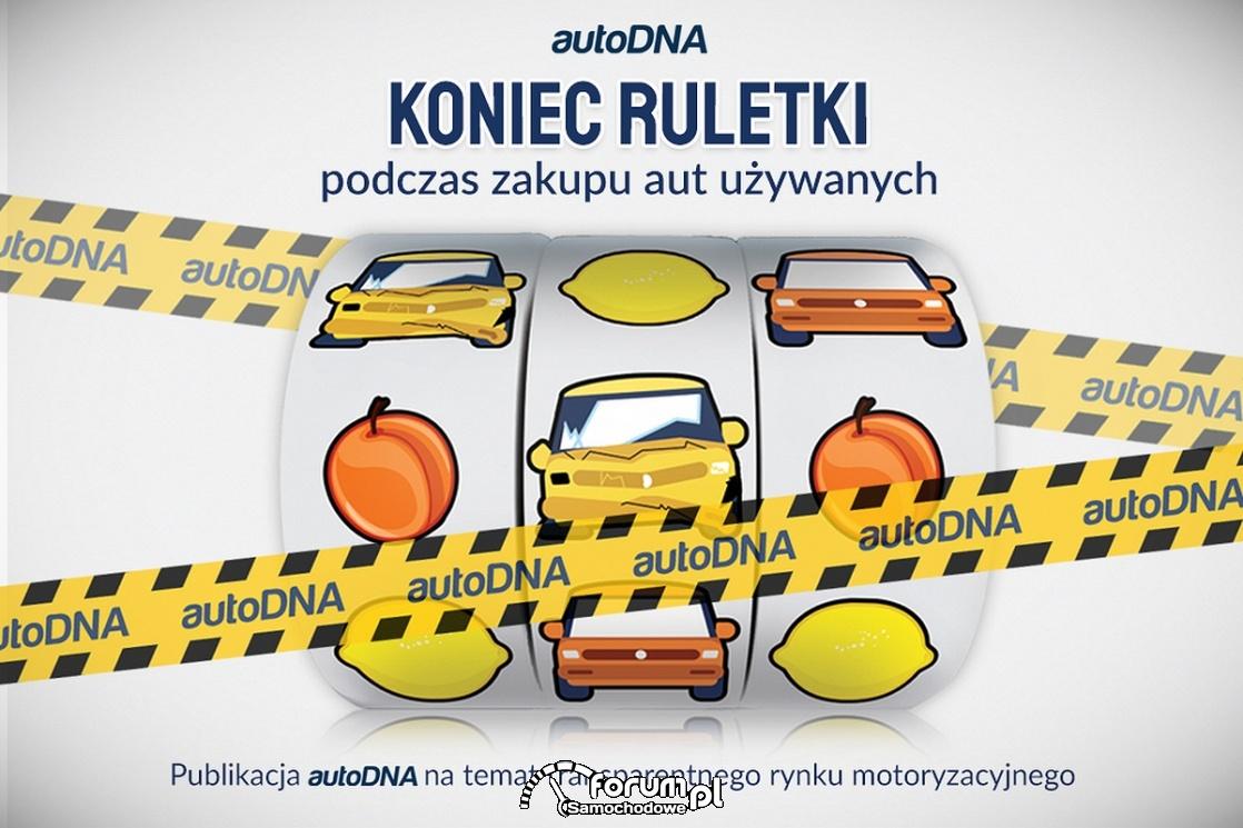 Koniec ruletki podczas zakupu aut używanych - bezpieczna zmiana auta