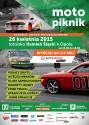 Moto Piknik 2015, Kamień Śląski, plakat